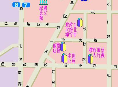 交通路線圖3