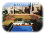校園風貌-操場俯視