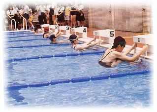 游泳訓練_出發